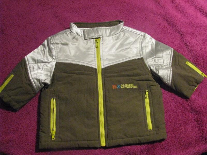 fluorescentna jaknica, NOVO,12-18m