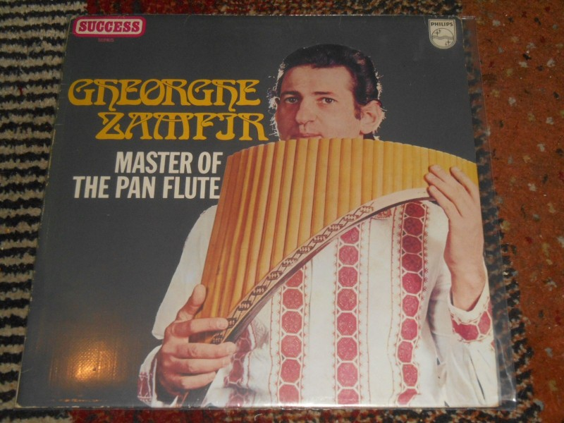 george zamfir - master of the pan flute MINT !!!