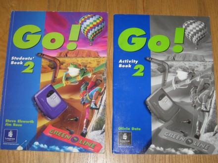 go! 1-2 udžbenik engleskog za srednjoškolce