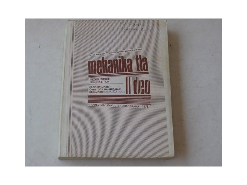 gr - MEHANIKA TLA 2 - Radoslav Stojadinovic