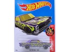 hot wheels pontiac GTO `65