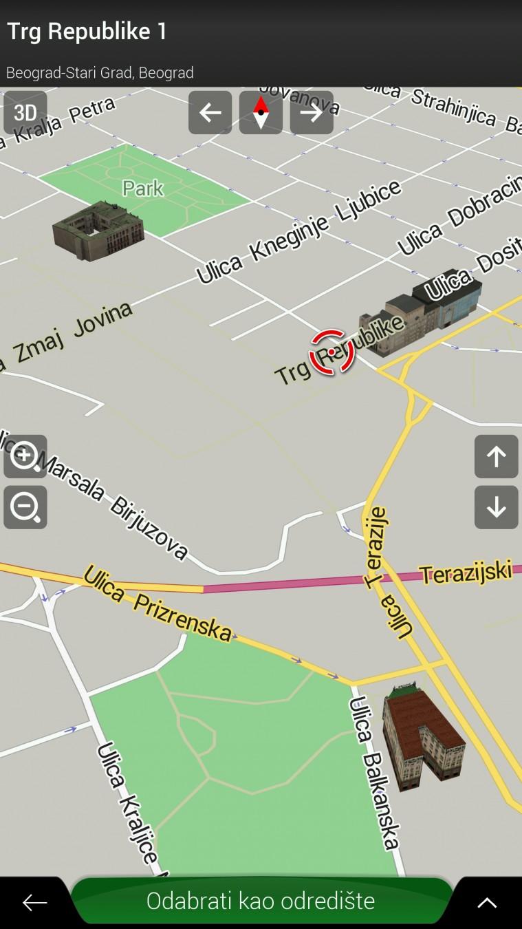 iGO NextGen-Legalna android navigacija - Kupindo com (30631569)