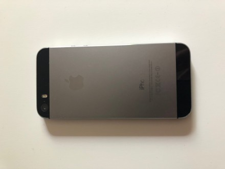 iPhone 5s Space Gray 16GB