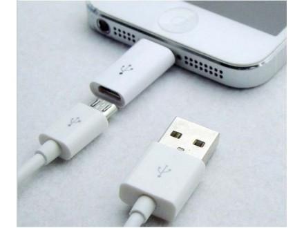 iPhone iPad iPod Micro USB to Lightning nastavak