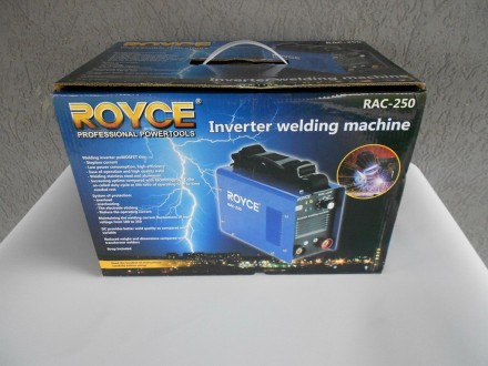 inverterski aparat za varenje 250 ampera