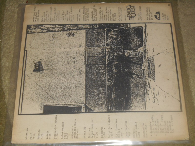 jani kovačić - 1.album (kompletan) MINT !!!