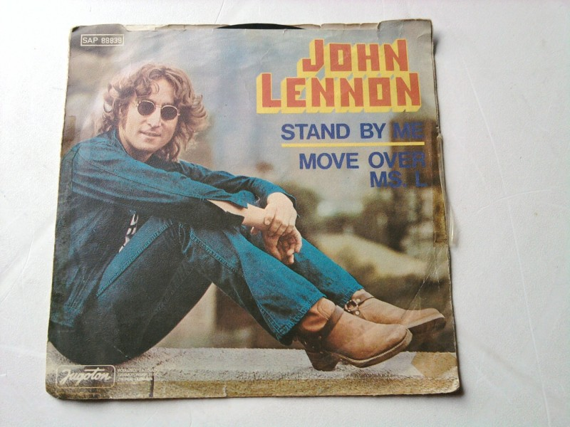 john lennon -stand by me move lover ms,l