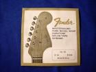kesica prazna za gitarsku žicu, Fender No 151