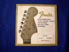 kesica prazna za gitarsku žicu, Fender No 154