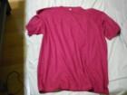 klasicna pamucna majica bordo boje vel.L