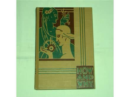 knjiga, Eleanor Atkinson, How and Why
