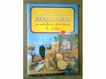 knjiga - Neera Dijeta
