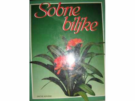 knjiga -SOBNE BILJKE