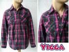 košulja pamučna broj 158/164 YIGGA
