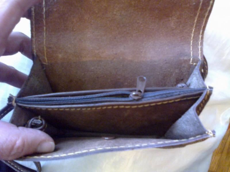 kozna torbica kao nova
