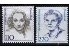 kt183v, 14 aug1997. DeutschlandBR Mi1939-40 ** 2/2