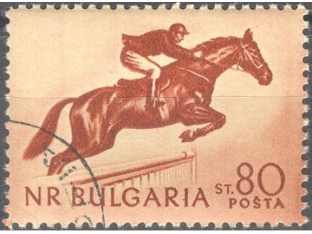 kt412b,  21. dec.1954. NRBulgaria Mi930-o- 1/4