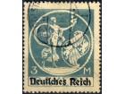 kt907g,  6. apr.1920  DReich Mi134 II(-o-)F1/20