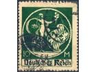 kt907j,  6. apr.1920  DReich Mi137 I(-o-)F1/20