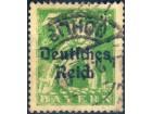 kt907l,  6. apr.1920  DReich Mi119(-o-)F1/20