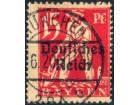 kt907o,  6. apr.1920  DReich Mi121(-o-)F1/20