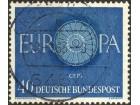 kt908d,  19. sept.1960  DeutscheBP Mi339(-o-)1/3