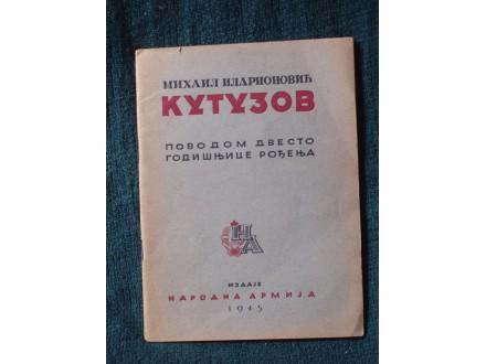 kutuzov 1945