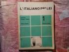 l . ITALIANO PER  LEI  - 1 . PARTE PRIMA