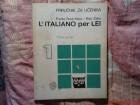 l . ITALIANO PER  LEI  - FRANCA ROSSI - HACE
