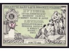 lutrija zenskog saveza 10 din. 1931 kraljevina