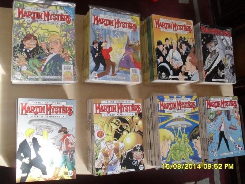 marti misterija 82 kom dalmacija i strip agent