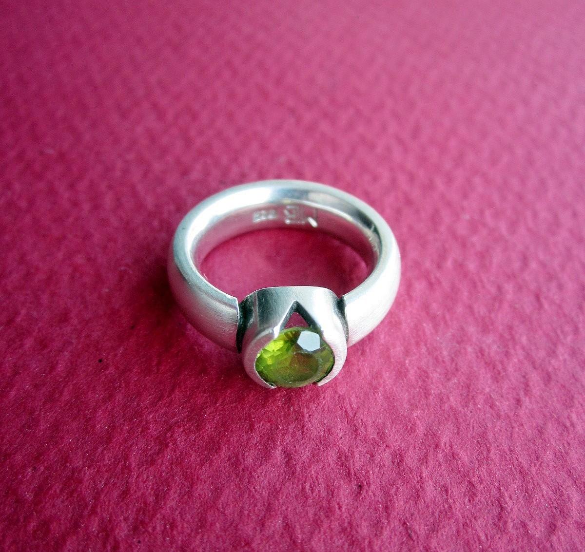 7eac50557 masivni 925 srebrni prsten - Kupindo.com (48222741)