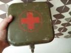 metalna kutija prve pomoci iz vojnog vozila sssr