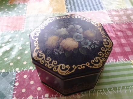 metalna ukrasna kutija