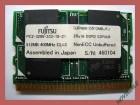 microDIMM DDR2 512MB 400MHz Fujitsu