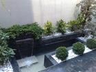 moderne fontane.urbana fontana,vodeni zid,vodeni stub