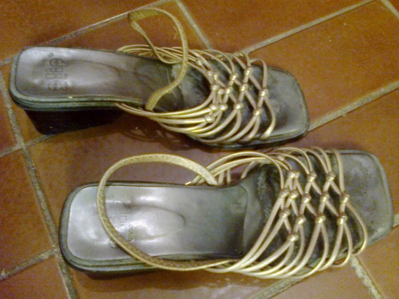 mrezaste Olip sandale, br.39