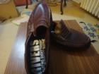 muske kozne cipele 43, nove