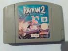 nintendo 64 igrica rayman 2 isp sa slika