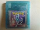 nintendo game boy igric  pokemon cristal version