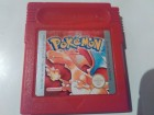 nintendo game boy igrica pokemon red ispravna sa slika