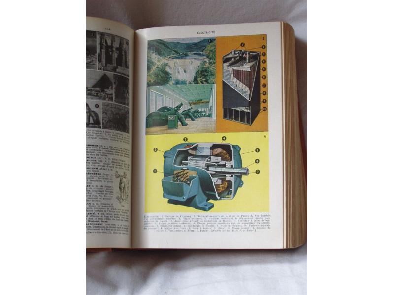 nouveau petit la rousse illustre 1952
