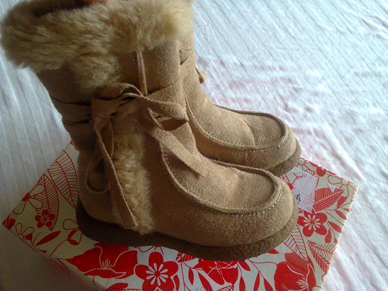 nove cizme sa krznom