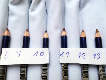 olovke Lancome,C.Dior,Mac