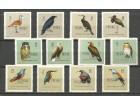 or Poljska 1960.Ptice,kompletna cista serija