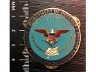 oznaka defense finance and accounting service SAD USA