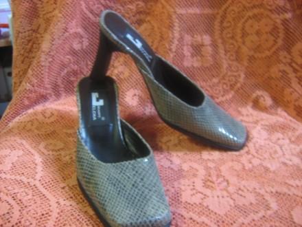 papuce kozne -JELENA-36-nove