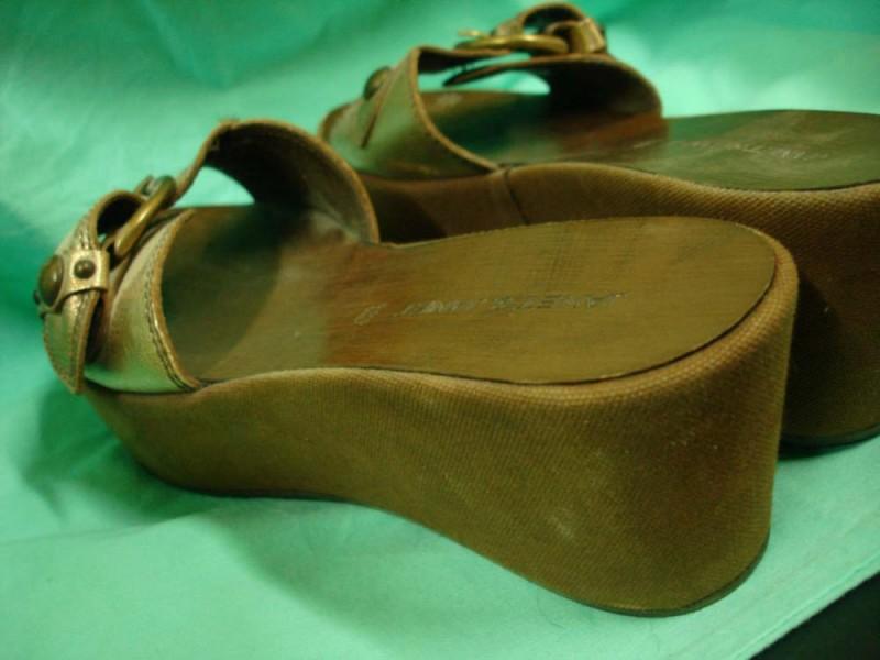 papuce sa platformom 38