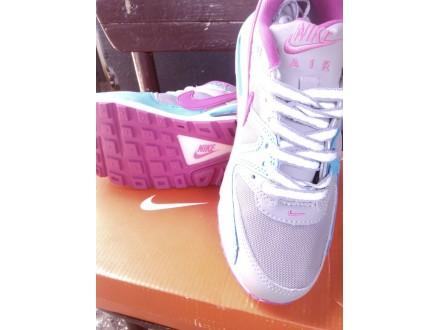 patika zenska air max  sivo/plavo/roze