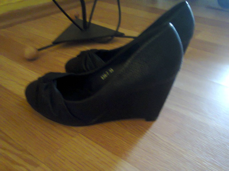 platforma cipela nova